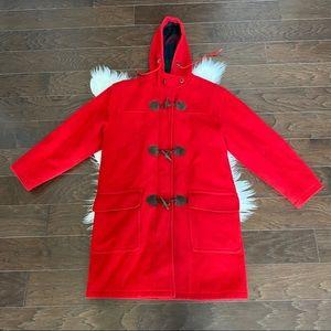 [L.L. Bean VTG Wool Winter Coat]
